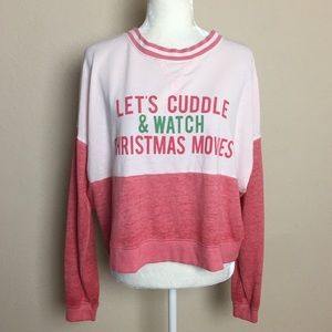 Fifth Sun Pink Christmas TShirt